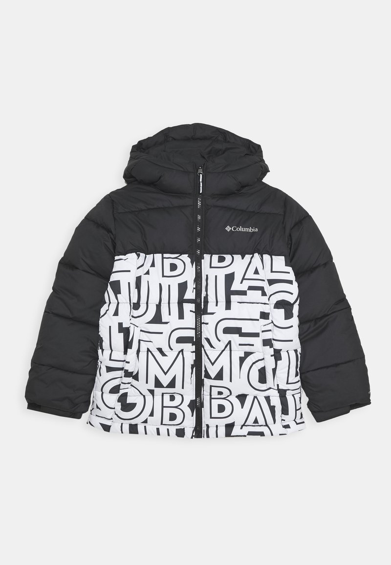 Columbia - PIKE LAKE JACKET - Winter jacket - black/white