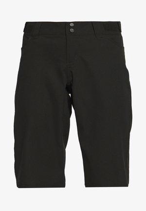 ARC SHORT - kurze Sporthose - black