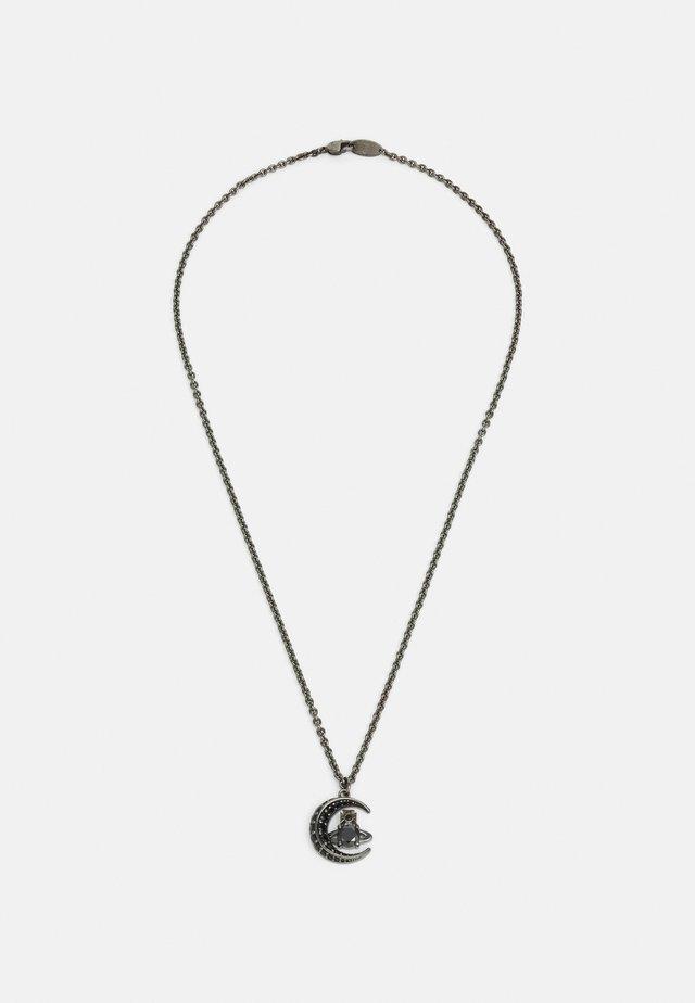 DEMETRIUS PENDANT UNISEX - Necklace - black