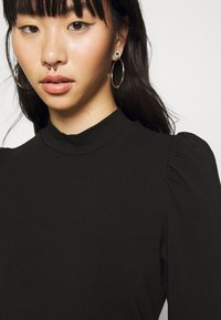 ONLY - LIVE LOVE HIGH PUFF - Long sleeved top - black - 5