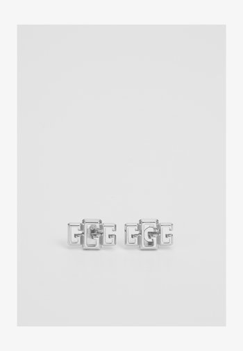 ICONIC GLAM - Earrings - silver-coloured