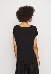 Opus - SKITA - Blouse - black - 2