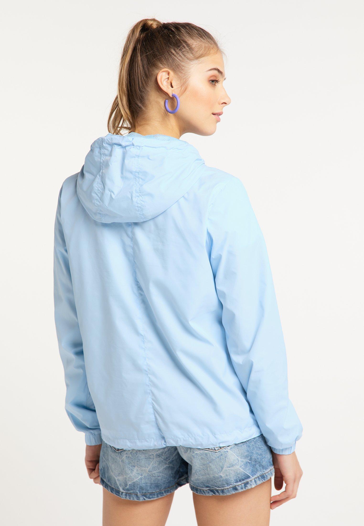 myMo SCHLUPFJACKE Windbreaker light blue/hellblau
