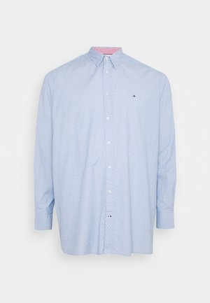 DOTTED SQUARE PRINT - Shirt - copenhagen blue