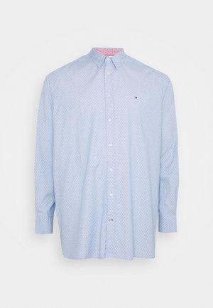 DOTTED SQUARE PRINT - Skjorta - copenhagen blue