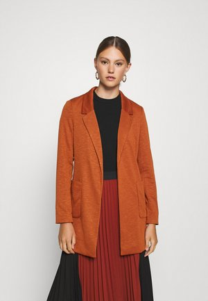 ONLBAKER SENIA COATIGAN - Blazer - ginger bread
