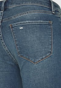 Abercrombie & Fitch - CLEARN MID RISE ANKLE - Jeans Skinny Fit - blue denim - 2