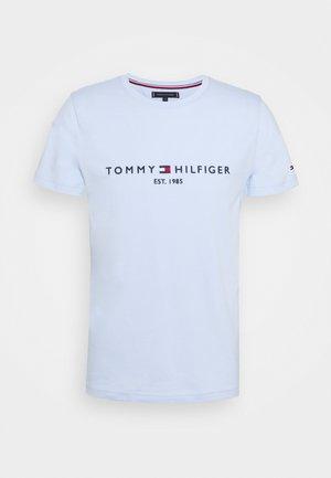 LOGO TEE - Print T-shirt - sweet blue