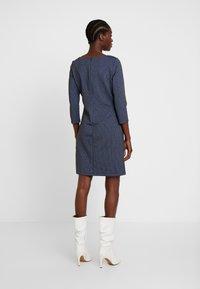 TOM TAILOR - DRESS CASUAL - Jersey dress - navy blue - 3