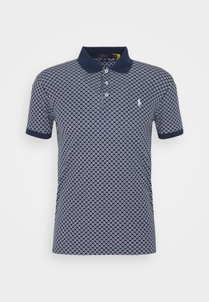 SOFT TOUCH - Polo shirt - french navy/multi
