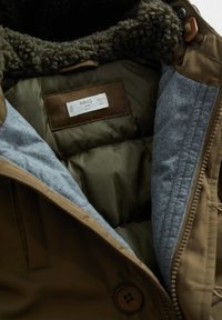 Mango - JORDAN - Winter jacket - khaki - 2