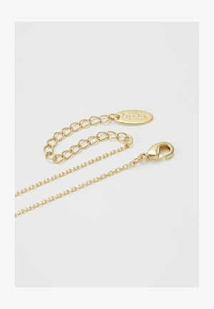 MINI COIN DITSY NECKLACE - Collier - pale gold-coloured