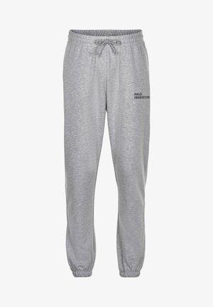 Bukser - lt grey melange