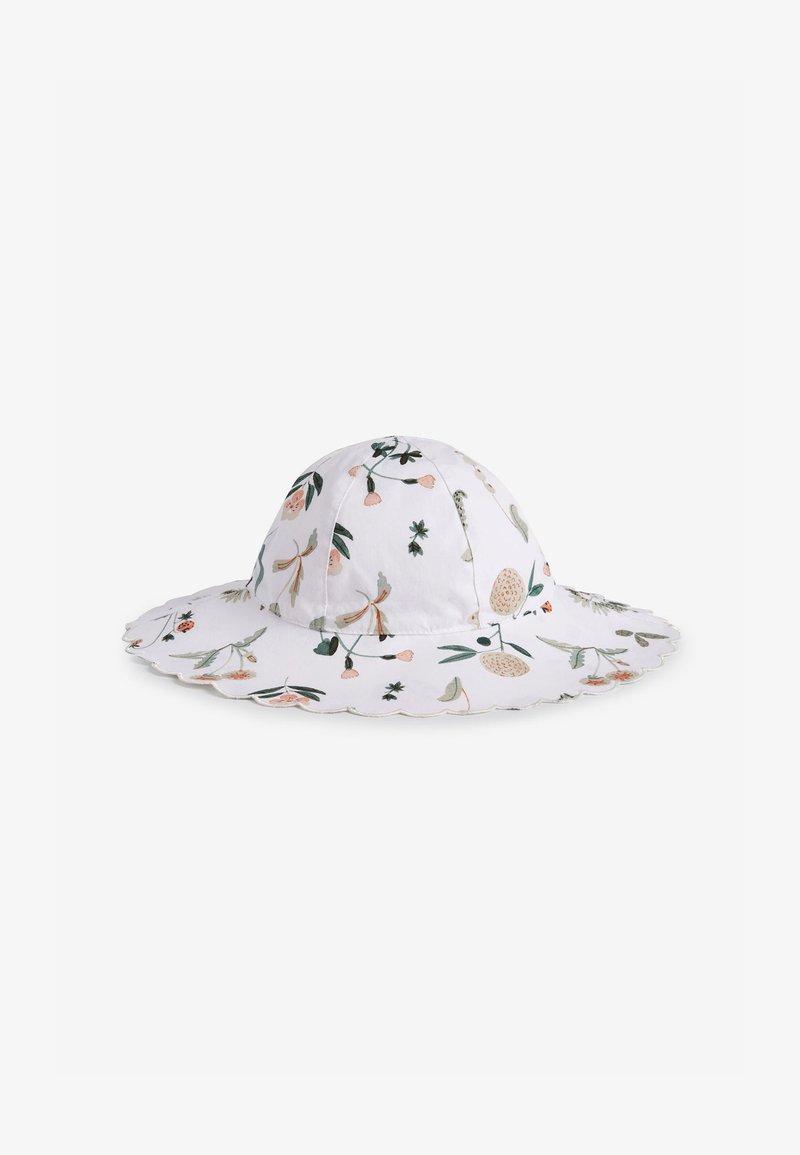 Next - Hat - off-white