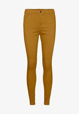 Jeans Skinny Fit - buckthorn brown