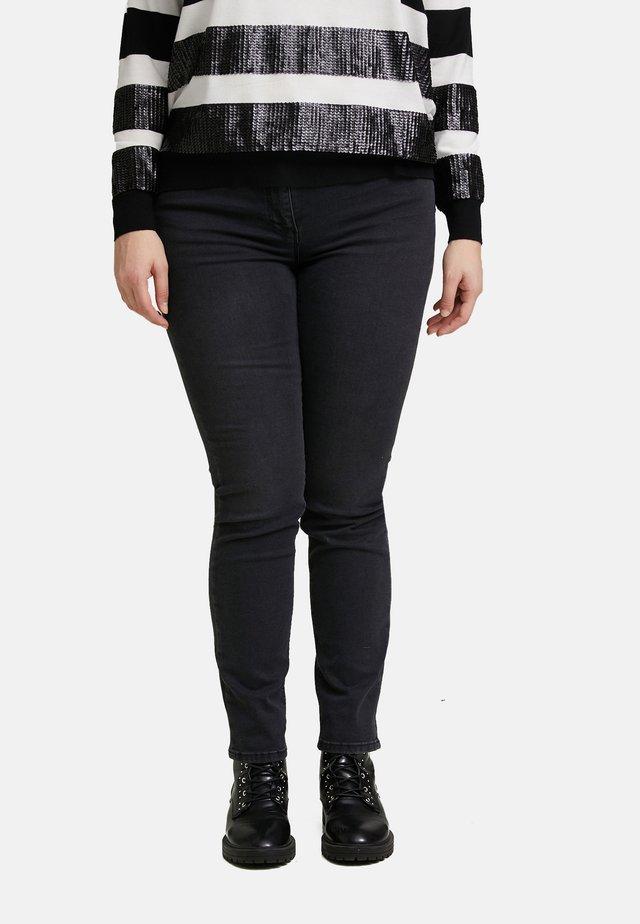Jeans Skinny Fit - nero