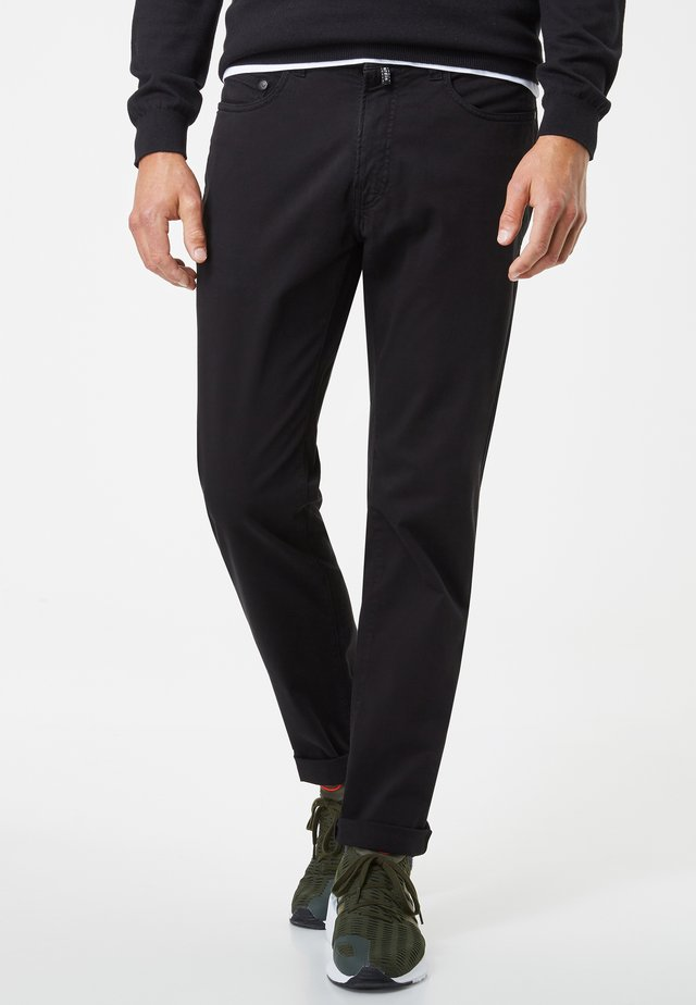 LYON - Slim fit jeans - schwarz