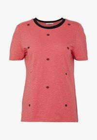 edc by Esprit - CORE SLUB - T-shirts med print - blush - 4