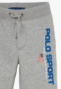 Polo Ralph Lauren - PANT BOTTOMS  - Pantalon de survêtement - andover heather - 4