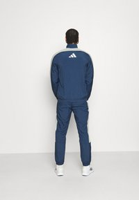 adidas Performance - ZIP - Dres - dark blue - 2