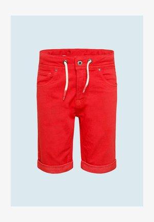JOE - Denim shorts - rot