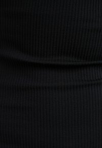 Bershka - Shift dress - black - 5