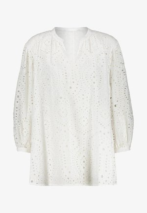 BAJOUR - Blouse - weiss