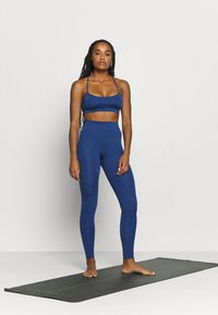 Even&Odd active - Sports bra - blue - 1
