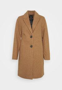 ONLNATALIA COAT - Classic coat - camel/melange