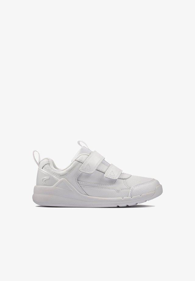 Chaussures à scratch - weißes