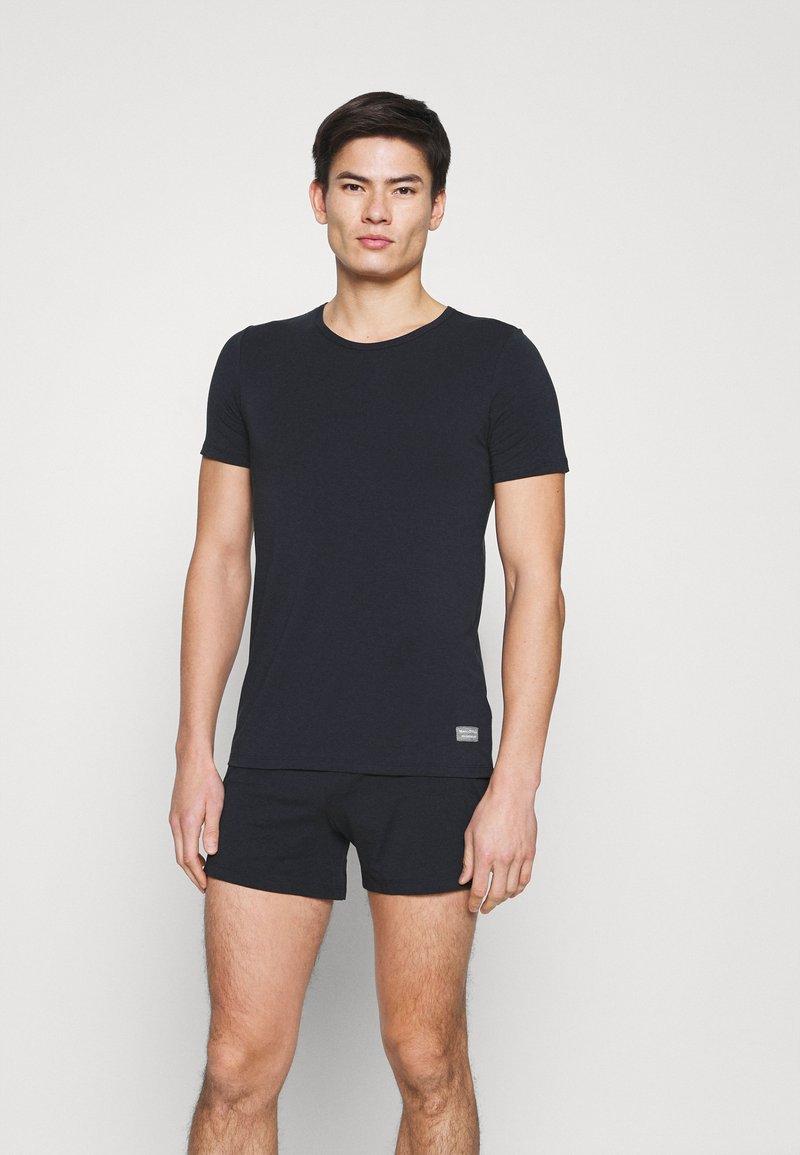 Marc O'Polo - CREW NECK - Pyjama top - nachtblau