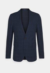 Isaac Dewhirst - BLUE CHECK - Kostym - blue - 16