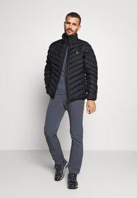 Haglöfs - Winter jacket - true black - 1