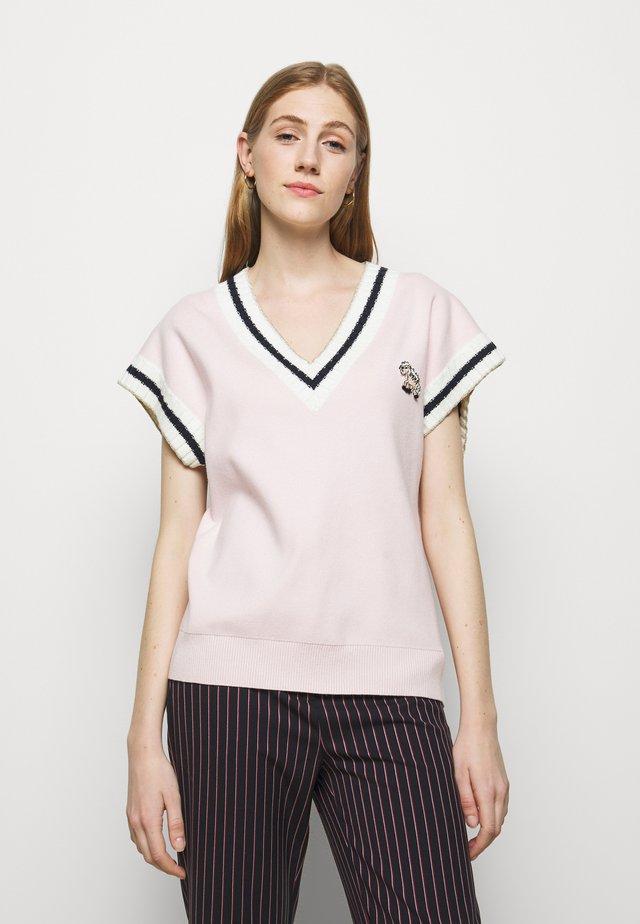 MONETTE - T-shirt print - rose