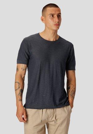 MATHIS SS - T-shirt basic - navy