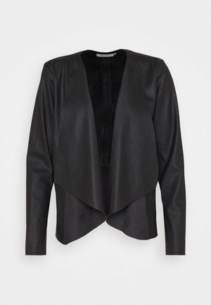 ONLLIANA DRAPY JACKET - Summer jacket - black