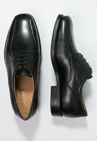 Geox - FEDERICO - Smart lace-ups - black - 1