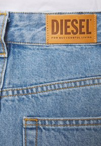 Diesel - TOBY SKIRT - Denim skirt - light blue denim - 3