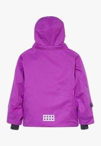 LEGO Wear - LWJODIE 700 - Laskettelutakki - purple - 1