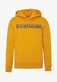 Napapijri - BOLANOS H - Hoodie - mango yellow - 3