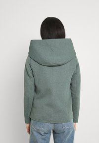 ONLY - ONLSEDONA - Halflange jas - balsam green - 2