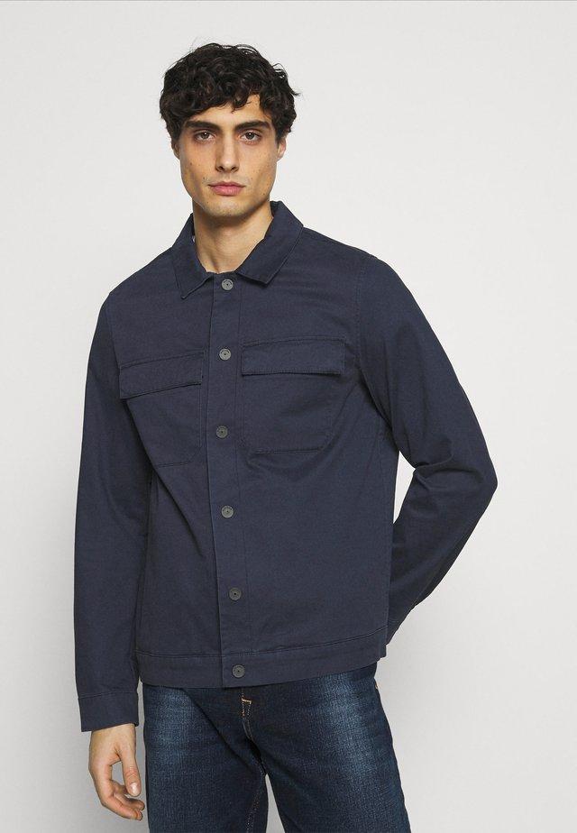 LANGARM - Summer jacket - dark blue