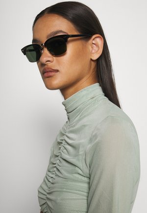 CLUBMASTER SQUARE - Sunglasses - black/green
