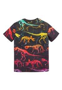 Next - Print T-shirt - black - 1