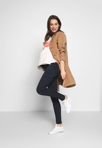LOVE2WAIT - SOPHIA - Slim fit jeans - dark aged - 1