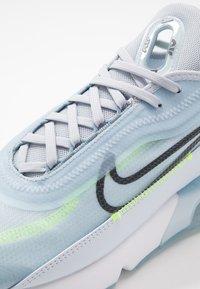 Nike Sportswear - AIR MAX 2090 - Sneakers - ice blue/black/laser orange/white/hyper royal - 5