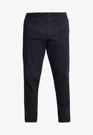 360 TAPERED - Pantalones chinos - navy