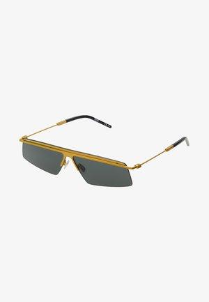 Sunglasses - gold -coloured