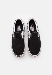 Vans - CLASSIC - Trainers - black/asphalt - 3