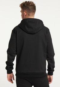 Mo - Zip-up hoodie - schwarz schwarz - 2